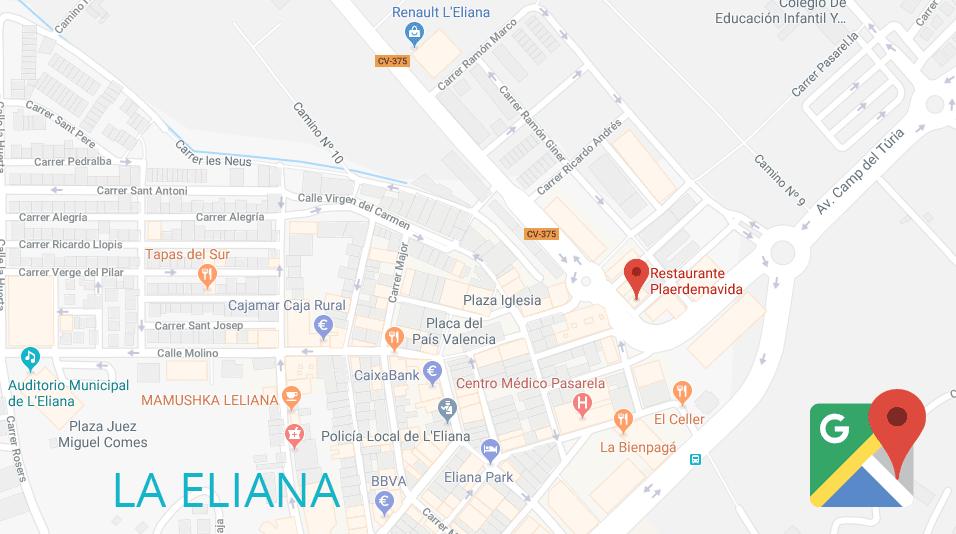 Plaerdemavida El Baret - Carrer Benaguasil 1, 46183 L'Eliana, España